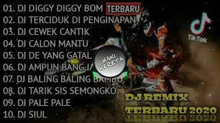 DJ TERBARU 2021 - DJ TIKTOK TERBARU 2021 - DJ VIRAL TERBARU 2021 - DJ DIGI DIGI BAM BAM
