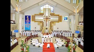 Trực tiếp: Thánh Lễ Trao Tác Vụ Linh Mục Dòng Đa Minh 2019