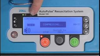 Видео Zoll Auto Pulse Training Video (автор: CRH EMS)
