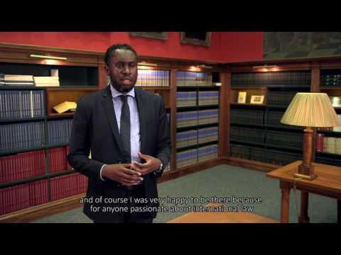 The Hague Academy Of International Law - The Centre in a nutshell  Le Centre en bref