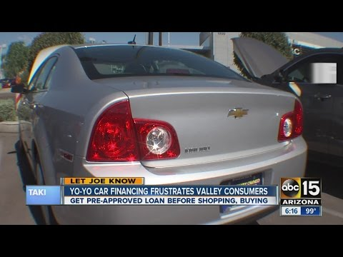 Yo-yo financing frustrates Valley consumers