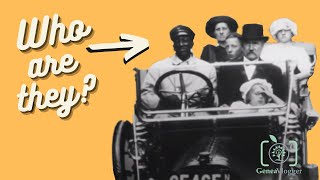 Identifying People in Old Film - 1911 A Trip Through New York City (VLOG #41)