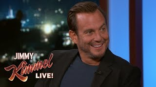 "Will Arnett Plays ""Is it Canadian?"""
