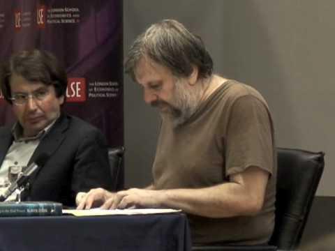 Slavoj Zizek. LSE lecture (2 of 7)