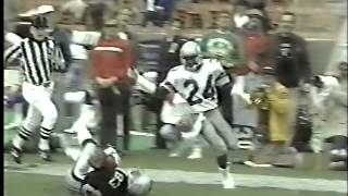 "Raiders v Seahawks 1988 -1/2 ""Win & You are in the Playoffs"""
