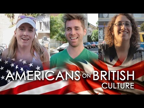 What do Americans Think About British People?