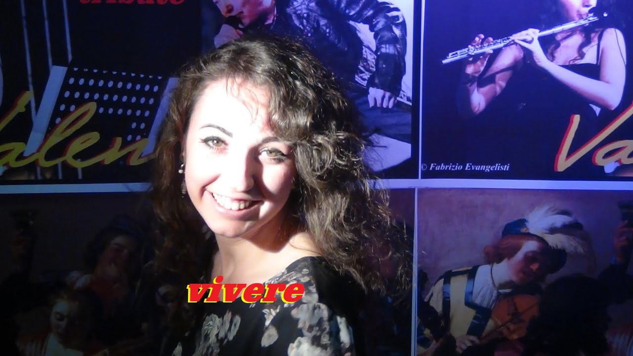 Mix Vasco Rossi Youtube Valentina Rotondi Vivere Live Al Trail Mix Party