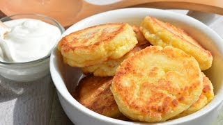 Классические сырники из творога - пошаговый рецепт(Для того, чтобы ваши сырники всегда получались идеальными как на вкус, так и на вид, их следует готовить..., 2014-05-28T08:16:05.000Z)