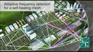 S&C's IntelliCom™ WAN Mesh Radio for Uninterrupted Connectivity