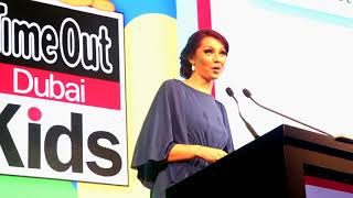 Time Out Dubai Kids Awards 2017 - Katie Overy