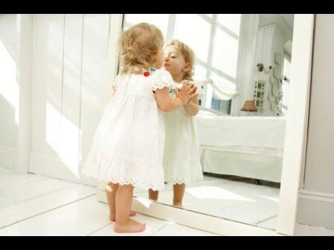 Fomentar la autoestima y seguridad en uno mismo en ni os Espejo para carro bebe