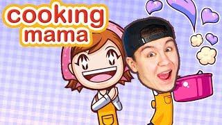 ROMAN KOCHT BESSER ALS MAMA?! - Cooking Mama [Deutsch/HD]