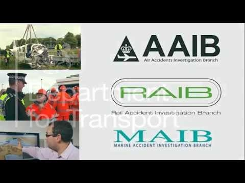 Air Accident Investigation Branch (AAIB) marks 100 years of making aviation safer