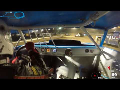 Hartford Speedway | Stock Cars Feature 6/23/2017 | GoPro In-Car Camera | #23H
