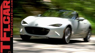 2016 Mazda Miata MX-5 Review: We say Buy It with one big reservation