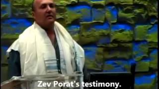 Testimony - Messianic Rabbi Zev Porat [Israeli Jew accepts Jesus]
