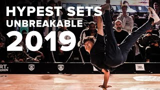 Cover images HYPEST SETS OF UNBREAKABLE 2019!