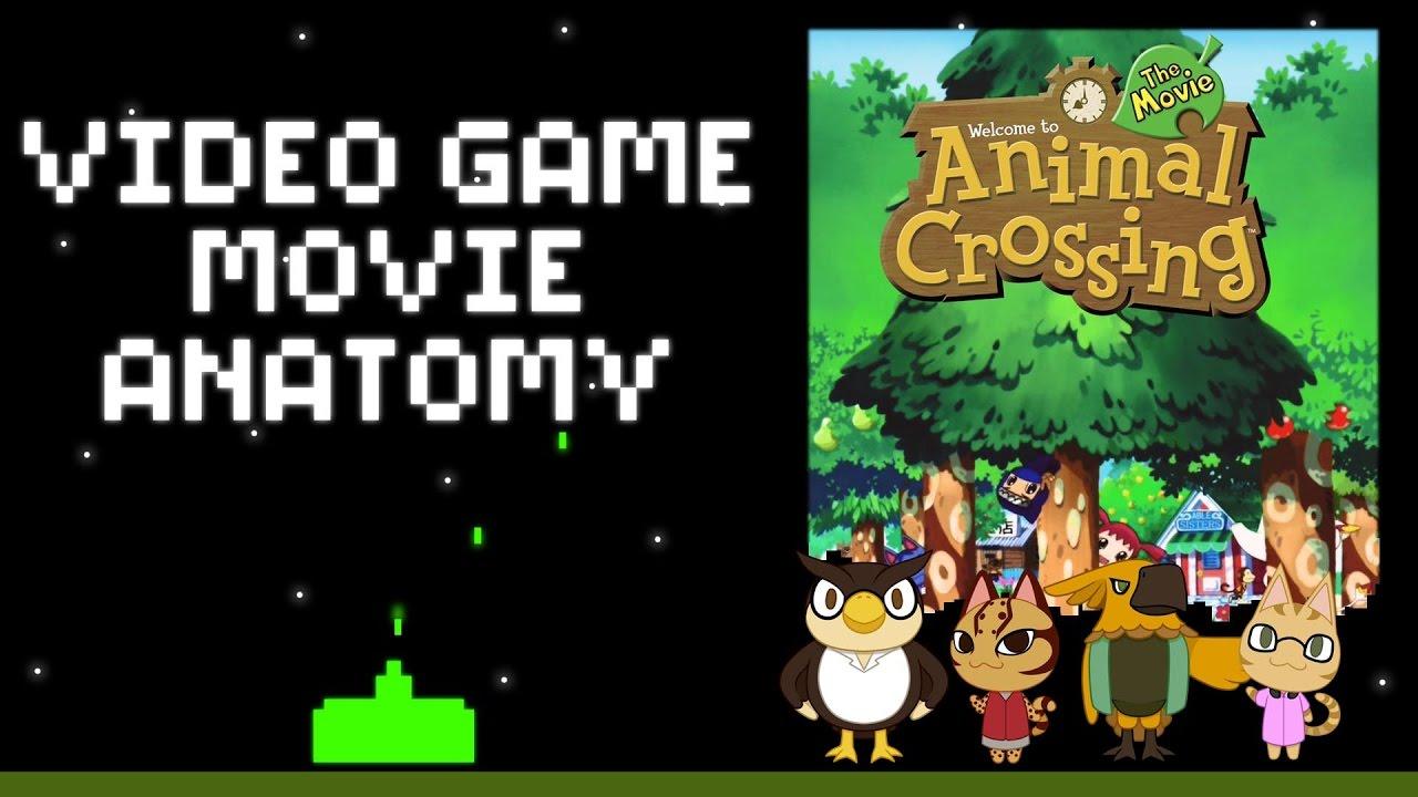 Dbutsu No Mori Animal Crossing Review Video Game Movie Anatomy