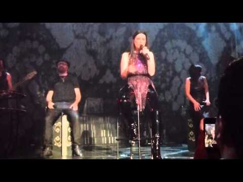 Laura Pausini - James L. Knight Center, Miami, FL 03/02/2014 Part 3 HD