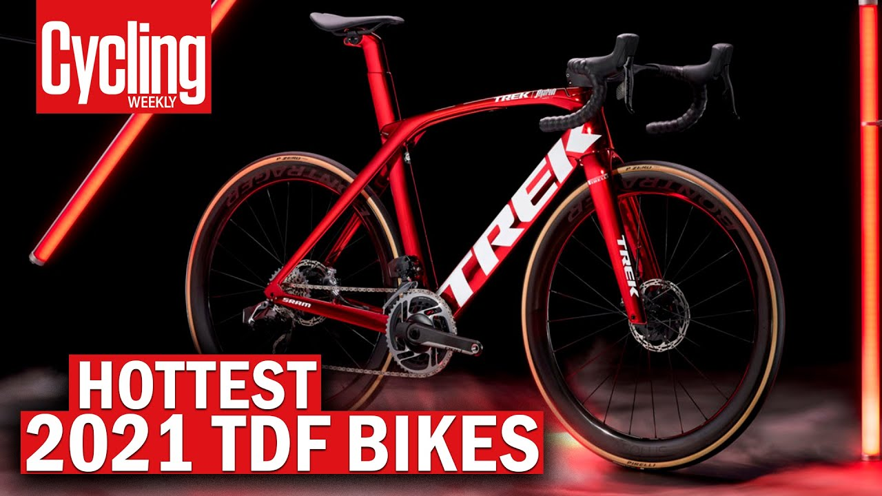 5 Hottest Custom Paint Jobs From The Tour De France | Cycling Weekly