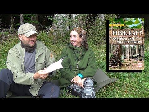 Book Presentation: BUSHCRAFT Das Buch vom Waldhandwerk