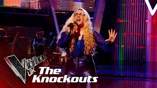 Eva Campbell's 'Unstoppable' | The Knockouts | The Voice UK 2019