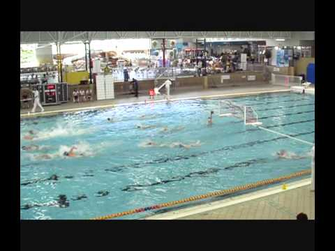 Hobart Waterpolo Final 2014 - Melville Sharks v Melbourne Cooligans Blue