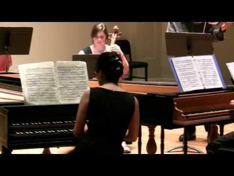 Bach - Concerto for 3 Harpsichords in D Minor BWV 1063 (3/3) - Allegro mp3