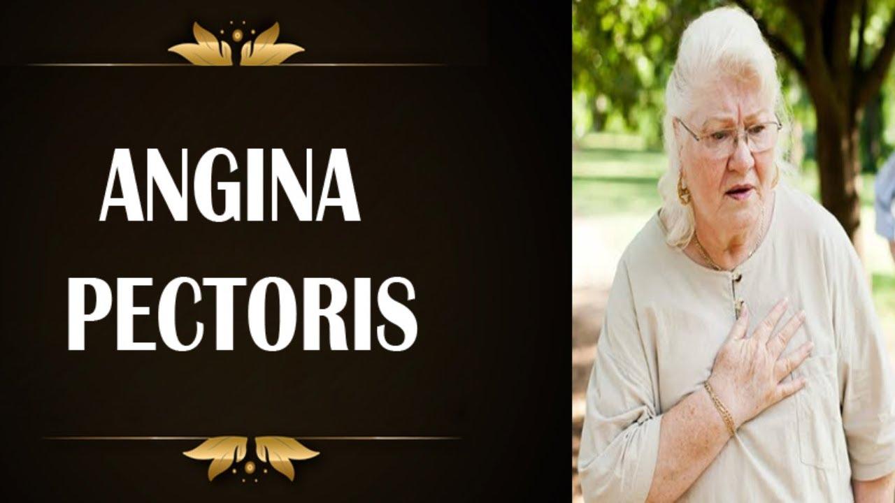 magas vérnyomás és angina pectoris kezelése cseresznye és magas vérnyomás