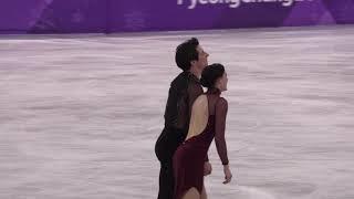 JO 2018 4K VIDEO : TESSA VIRTUE ET SCOTT MOIR SACRÉS CHAMPIONS OLYMPIQUES DE DANSE SUR GLACE