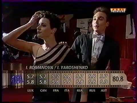 Irina Romanova & Igor Yaroshenko - 1999 Masters Miko AP