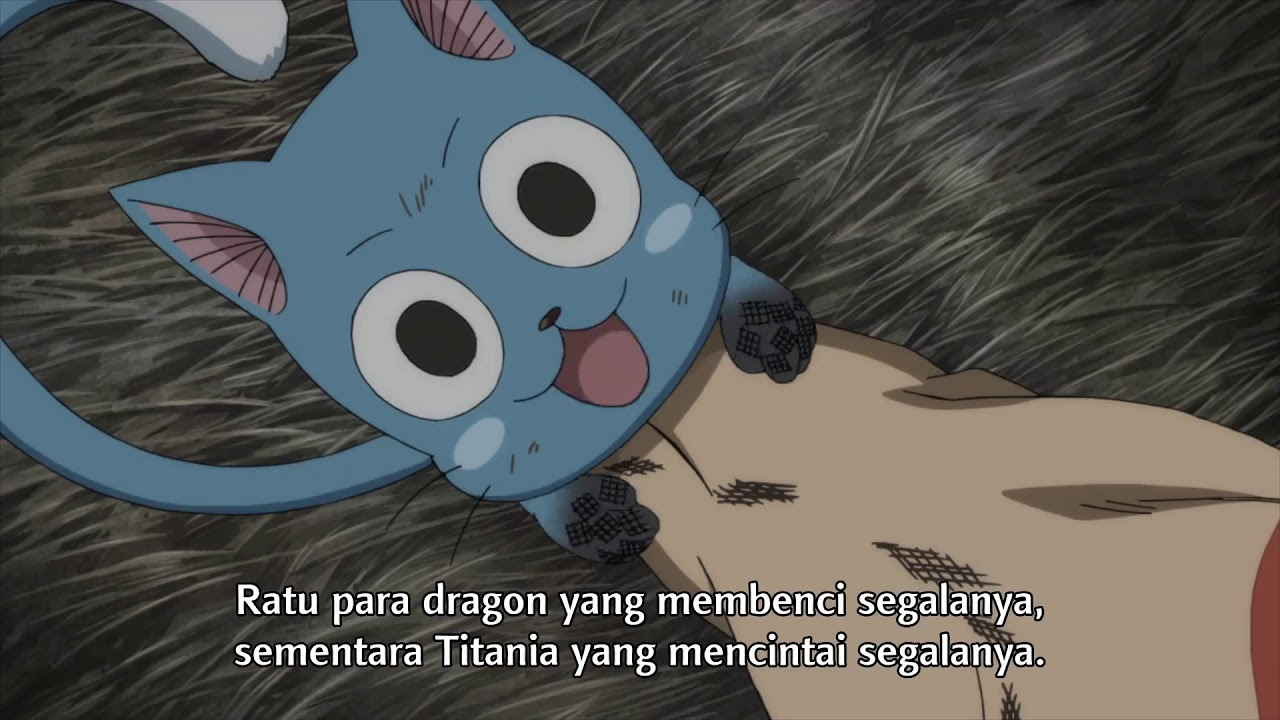 Fairy Tail Episode 315 Subtitle Indonesia Teaser Youtube