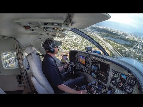 Flying the Mighty Cessna Grand Caravan!