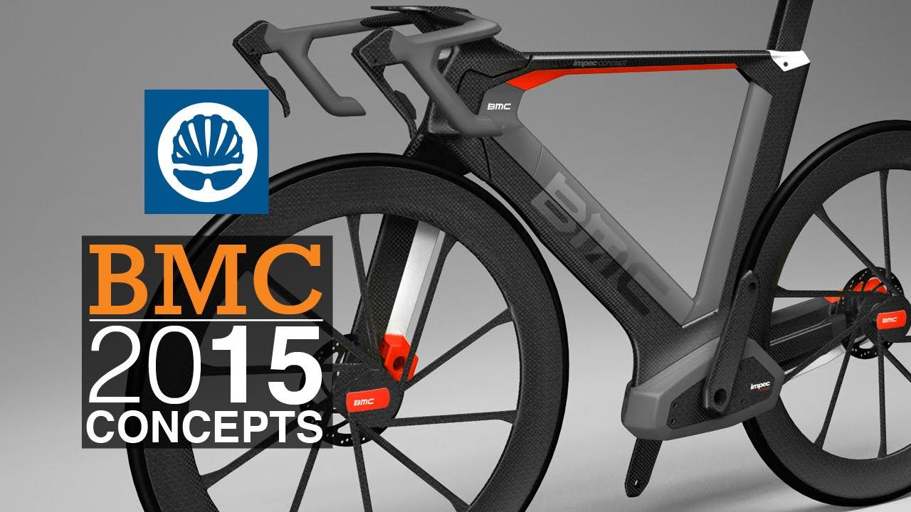 Bmc 2015 Concept Bikes Youtube