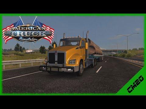 American Truck Simulator - Tom Dooley T880
