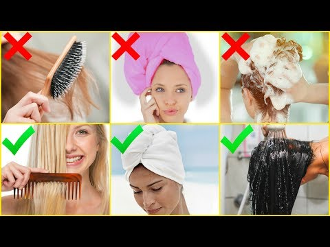 7 HAIRCARE Mistakes You Must STOP Immediately | Anaysa