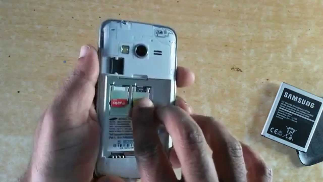 Samsung Galaxy S Dous 3 How To Insert Micro Sim Card Dual Sim Micro Sim Samsung Mobile Phone