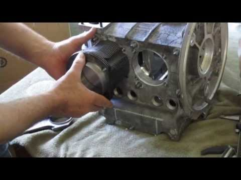 AA Pistons 92mm Thick Wall in CB Performance Super Case VW