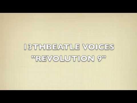REVOLUTION 9-BEATLES COVER