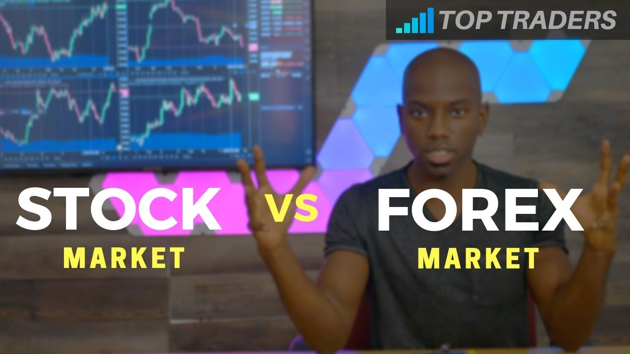 Is the study materials the same for stocks and forex