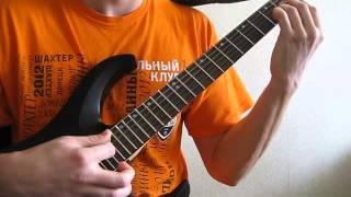 """Видео урок """"как играть М.Бублик - Прости""""(разбор песни,аккорды,бой)"""