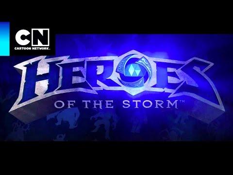 Heroes of the Storm | Toontubers | Cartoon Network