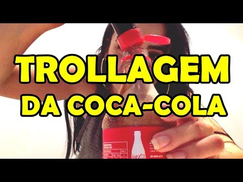 COCA TRAILER - COLA IN JESSICA PITHON - trolls sisters pithon with youtubers humor in the channel o