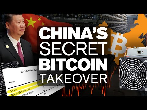 Bitcoin To 6k!? Why? China Wants Control Of BTC!!