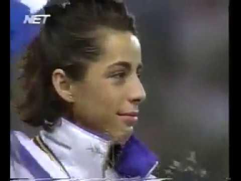 """Paraskevi """"Voula"""" Patoulidou  olympic gold medal winner barcelona"""