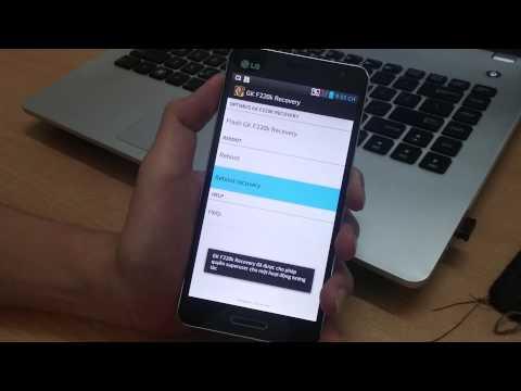 VDT - Cách cài rom cho LG Optimus GK