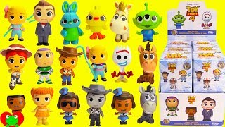 Toy Story 4 Funko Mystery Minis Ultra Rare Hot Topic and Target Exclusives