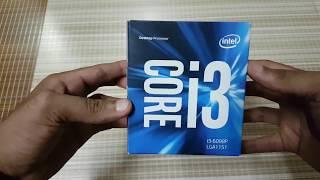 Intel Core i3 6098P Processor (3M Cache, 3 60 GHz ) Unboxing & Review