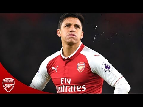Alexis Sanchez - The Last Season at Arsenal (2017/18)