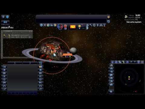 Distant Worlds:Universe Pre-Warp Start